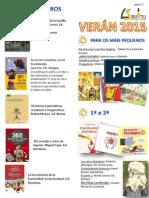2015 Recomendacións Verán