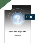 Protogenie Manual