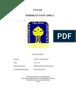 Nilai dalam Pancasila