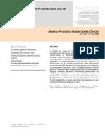 O Direito Analisa a Responsabilidade Civil Na Odontologia