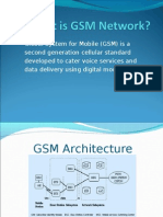 What is GSM Network (2)