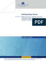 ECB Working Paper