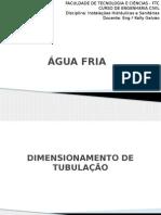Aula 5 - AGUA FRIA_Barrilete_Ramais_Coluna