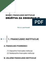 13. - Banke Finansijske Istitucije Drustva Za Osiguranje