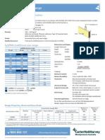 HySPAN Specification Sheet Oct 2012