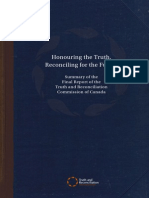The Truth and Reconciliation Commission of Canada