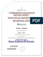 30838403 Comparative Analysis of Mutual Funds
