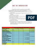 Costeo de Producción