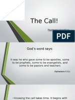 the call!