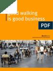 WalkBoston Good Walking Good Business Presentation