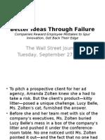 04d Better Ideas Through Failure