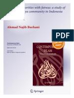 Fatwas on Ahmadiyya - Najib