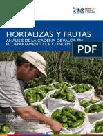 HORTALIZAS Y FRUTAS - Setiembre 2011 - USAID - MAG - PARAGUAY - PORTALGUARANI