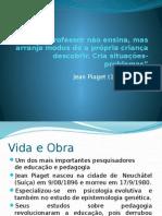 Apresentação Jean Piaget