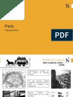Transporte Paris