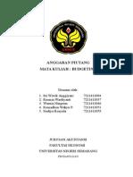 MAKALAH ANGGARAN PIUTANG.docx