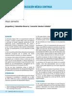 UNMSM Dermatitis Atopica