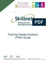 Tna Guide 2013