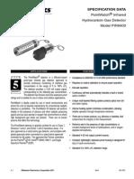 Detector PIR 9400