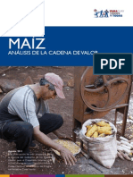 MAIZ Analisis de la cadena de valor - Agosto 2011 - USAID - MAG - PARAGUAY - PORTALGUARANI