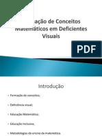 Conceitos Matemáticos Em DV
