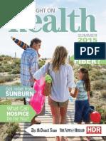 Spotlight on Health - Summer 2015