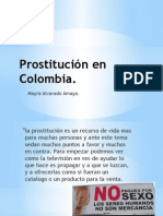 Prostitución en Colombia