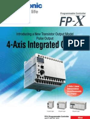 ONE PANASONIC Nais PLC AFPX-COM4 NEW
