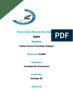 Metodo de La Investigacion Unidad III