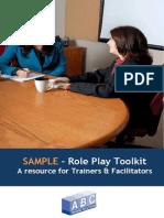 Role Play ToolkitV3Aug2011