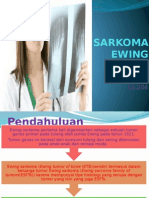 Presentasi Sarkoma Ewing
