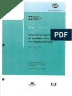 Aisi Standard-2001 Ed