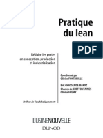 Pratique Du Lean
