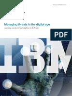 Managing Security Threats
