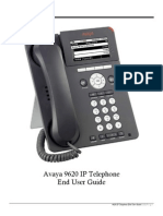 Avaya 9620 User Guide