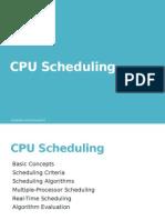 CPU Sceduling
