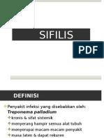 SIFILIS REFERAT KELOMPOK