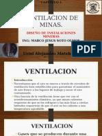 Ventilacion en Minas