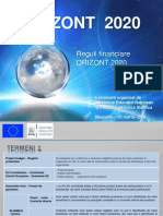 2.H2020 Reguli Financiare PrezentareCA IFA