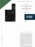 Hodder 1988 Prefacio y Capitulo 1 (Pp.1-32)