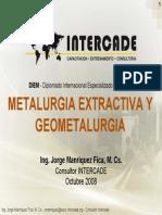 Diem-metalurgia Extractiva