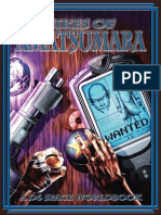 D6 Space Fires of Amatsumara