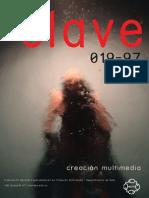 Clave # 1 // Creación multimedia