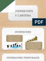 INVERSIONES Y CARTERA