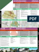Intervención Urbana, Plan de Montevideo