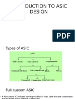 Different Types of ASIC