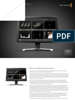 Blackmagic UltraScope Manual 2014-10-28