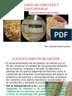 Almacenamiento de Cereales y Leguminosas