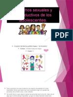 Derechos sexuales y reproductivos de los adolescentes+++ Power point (1)
