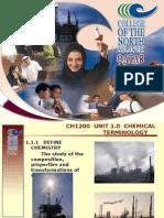 Basic Chemistry 01